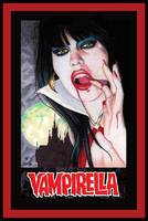 Vampirella AP: The Thirst by MJasonReed