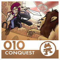 Monstercat Album Cover 010: Conquest by petirep