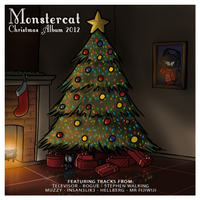 Monstercat Christmas Album 2012 by petirep