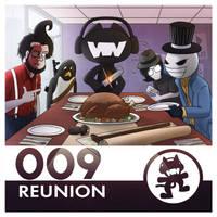 Monstercat Reimagined Album Art 009: Reunion by petirep