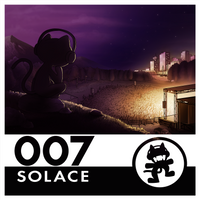 Monstercat Reimagined Album Art 007: Solace by petirep
