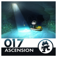Monstercat Album Cover 017: Ascension by petirep