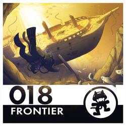 Monstercat Album Cover 018: Frontier by petirep