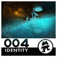 Monstercat Reimagined Album Art 004: Identity by petirep