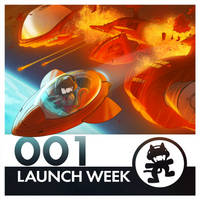 Monstercat Reimagined Album Art 001: Launch Week by petirep