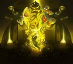 Monstercat Album Cover 029: Havoc by petirep