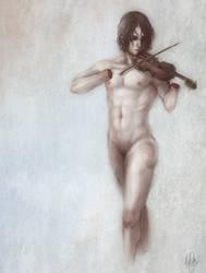 violinist by exbasium
