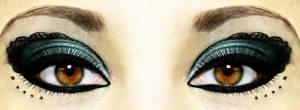 Lace Eyeliner by SalemRoseArtistry