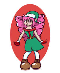Christmas Com: Elf by TranzmuteProductions