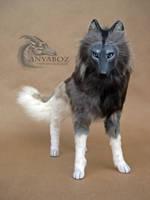 Phantom Wolf Room Guardian by AnyaBoz