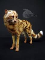 Blood Cheetah Room Guardian by AnyaBoz