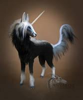 Yukonian Unicorn Room Guardian by AnyaBoz