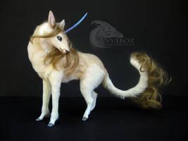 Goldilocks Unicorn Room Guardian by AnyaBoz