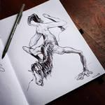 Tikbalang by AnyaBoz
