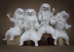 The Gang by AnyaBoz