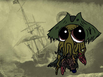 Powerpuff No. 092 Davy Jones by Shini-Smurf