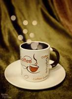 My coffee by Rjo0oy