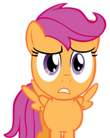 Scootaloo is a dodo by Orschmann