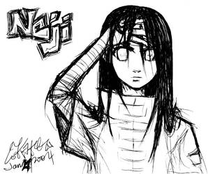 Neji-kun by k4ren