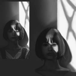 Study light by Thai-Draws