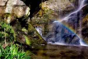 Northumberland Waterfall 2 by newcastlemale