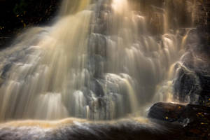 Hareshaw Linn Waterfall 8 by newcastlemale