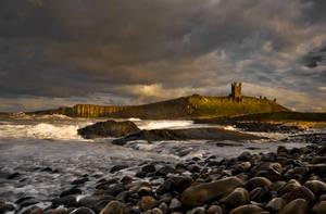 Dunstanburgh Castle 6 by newcastlemale