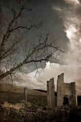 Edlingham Castle 6 by newcastlemale