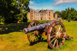 Chillingham castle by newcastlemale