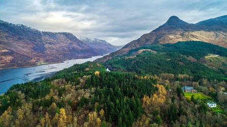 Loch Leven by newcastlemale