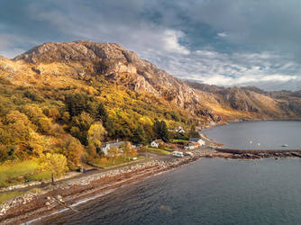 Shieldaig by newcastlemale