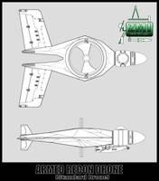 Air Recon Drone by Evilonavich