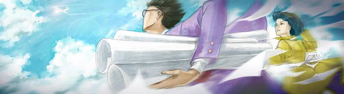 Contest: Wind Rises by cho-zero