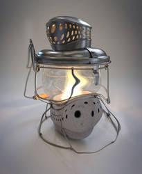 Kerosene Lantern by TheIfrt