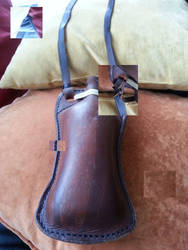 Leather Canteen by TheIfrt
