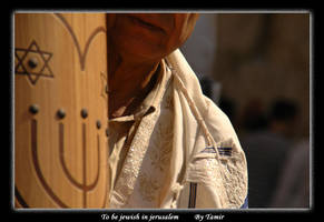 to be jewish in jerusalem by Tamirtt