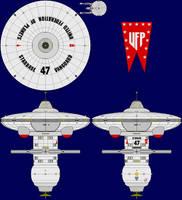 Type J 'Vanguard' Multi-View by captshade