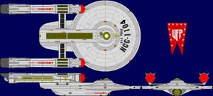 USS Phlox Multi-View by captshade