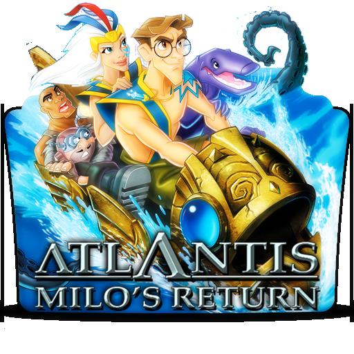 Atlantis 2: Sự Trở Lại Của Milo