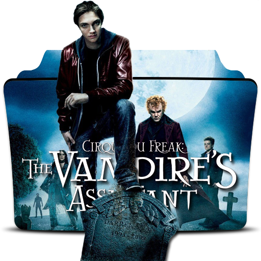 the vampires assistant download