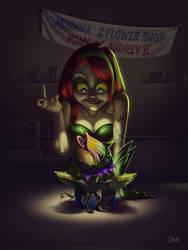 Mean Green by fubango