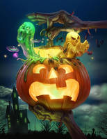 Halloween by fubango