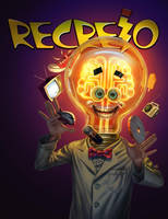 Inventions - Recreio Magazine Cover by fubango