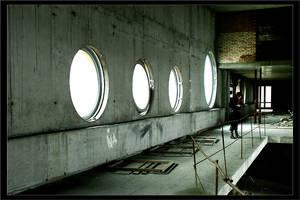 inouterspace: on an UFO board by Tommy-Noker