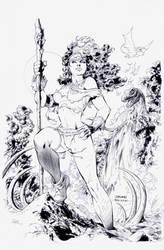 Rouge: Jim Lee by boysicat