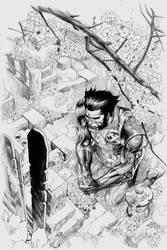 Logan: Leinil Yu by boysicat