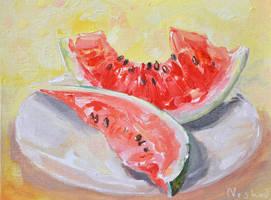 watermelon by priarius