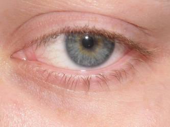 Blue Eye Stock 1 by Orangen-Stock