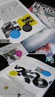 Advanced Photoshop Magazine by Sonicbeanz