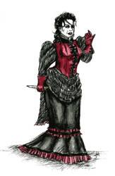 Von Grelle Civilian Dress by Forfaxia